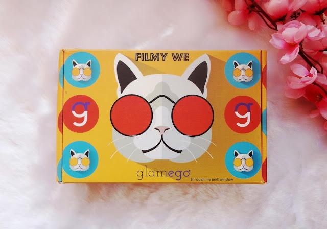 GlamEgo November 2017 Unboxing   Filmy We