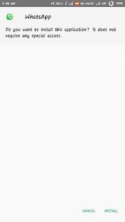 GBWhatsApp v6.40 Apk Mod [Atualizado 2018]