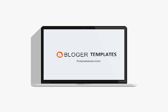 Standard blank blogspot template to design & rip templates