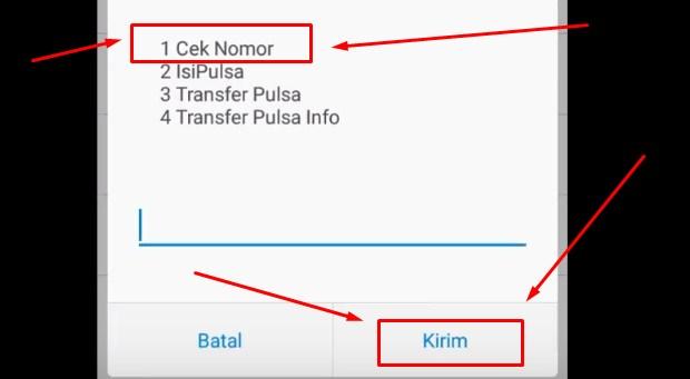 Cek Nomor Indosat Via Dial *123# Terbaru 2019 v