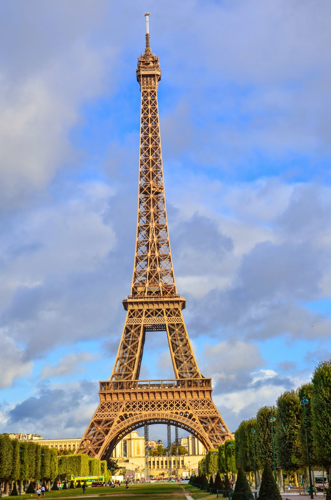 Our Adventures in England: Paris and the Eiffel Tower
