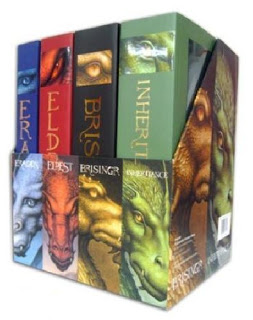 BOX SET ERAGON, Christopher Paolini