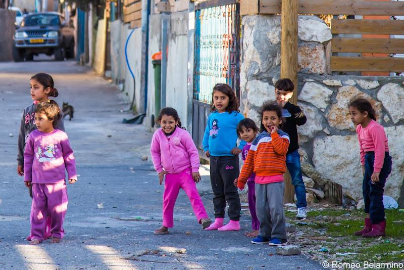 Kids Jisr az-Zarqa Israel