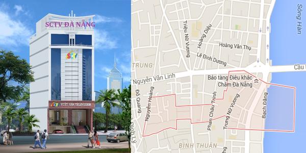 Truyền hình cáp SCTV phường Bình Hiên, quận Hải Châu, Đà Nẵn