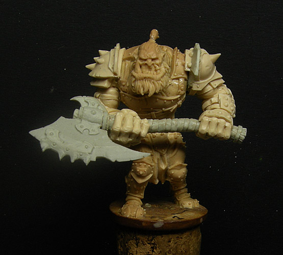 War Of Kings Facebook: Dice And Brush: Mantic Ogres Pics