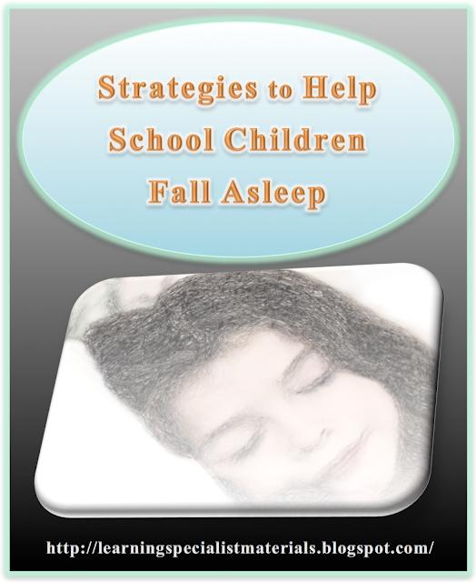 Helping children fall asleep