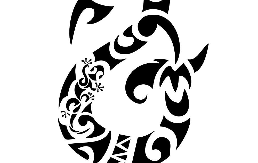 Bluskytattoo Maori Significato 201