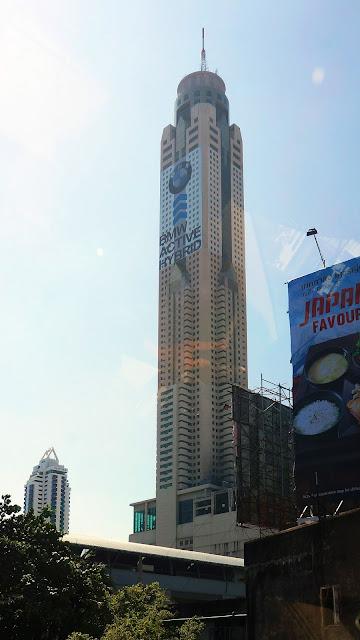 Изображение башни - строения в Бангкове, Тайланд