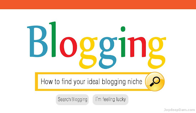 How to find your ideal blogging niche