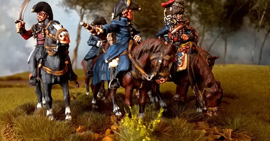 28mm The Duke of Wellington's Command stand