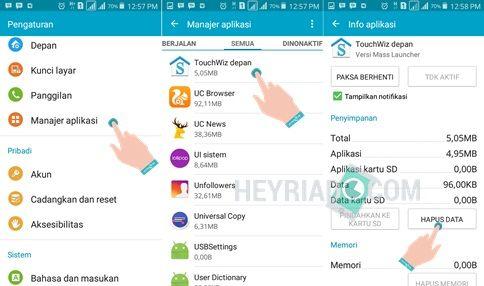 Penyebab Launcher Android Telah Berhenti