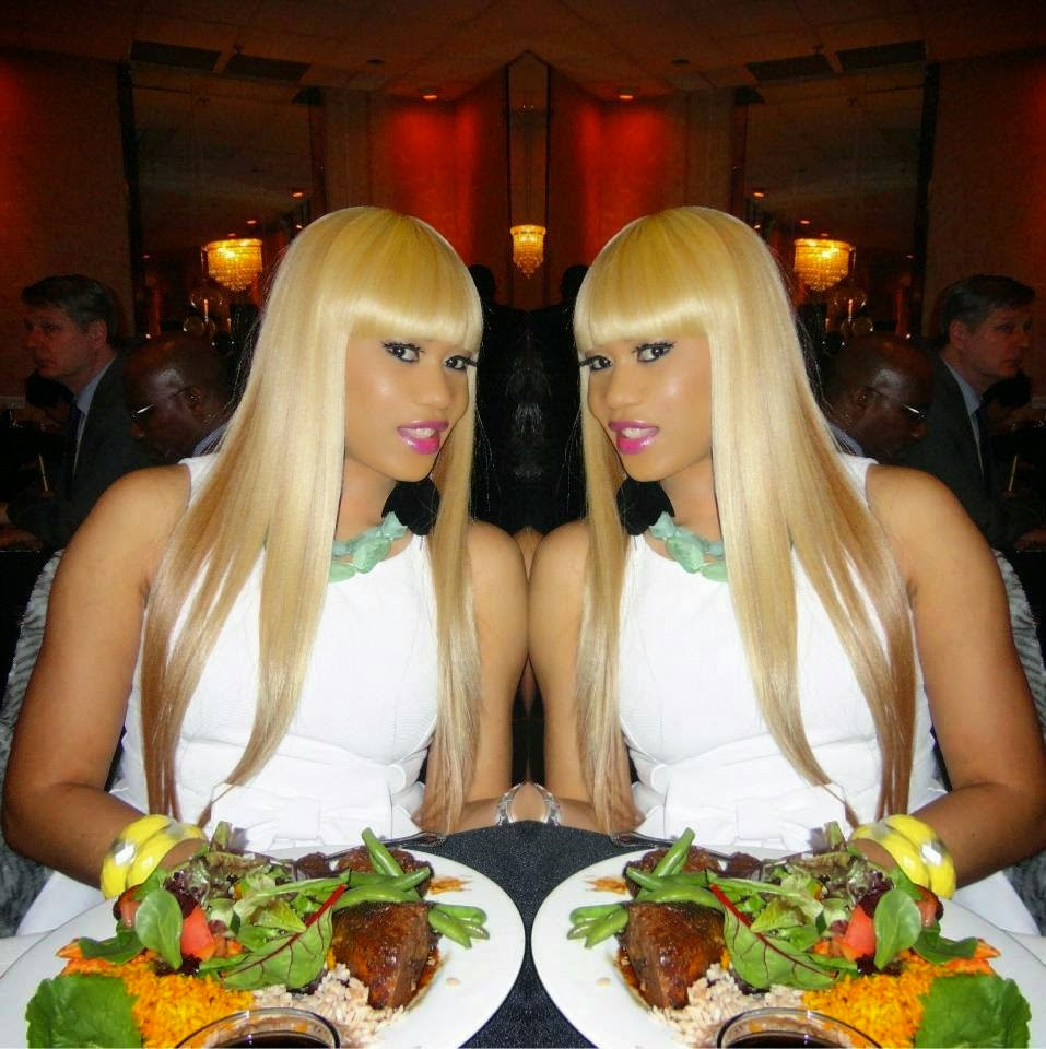 Image result for Ini Edo's husband wife Ruth