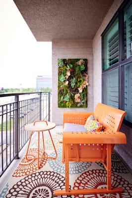 Desain Balkon Minimalis