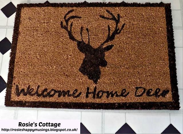 Reindeer Doormat