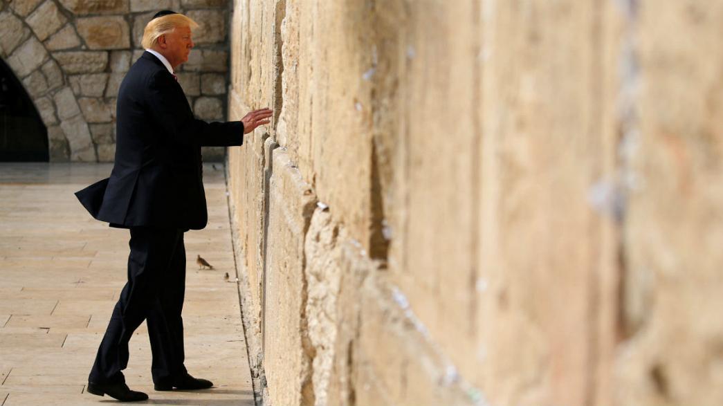 حائط البراق جزء من إسرائيل... وفلسطين ترد