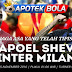 Prediksi Pertandingan - Hapoel Beer Sheva vs Inter Milan 25 November 2016 Liga Europa
