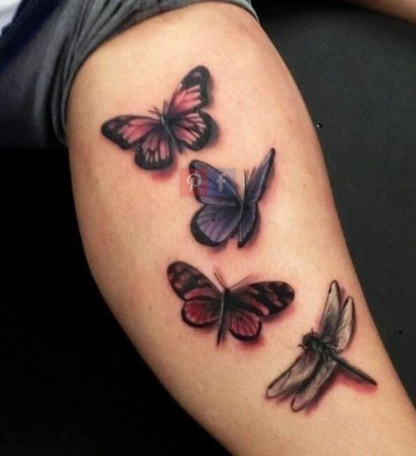50 Elegant Dragonfly Tattoos Designs Ideas 2019 Tattoo Ideas