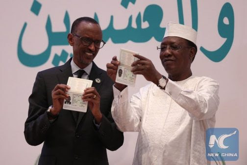 Tee-II: African Union (AU) launches long-awaited AU passport