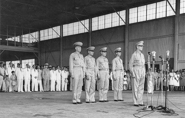 General Douglas MacArthur, 15 August 1941 worldwartwo.filminspector.com