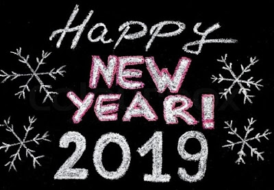 Happy New Year 2019 In Advance