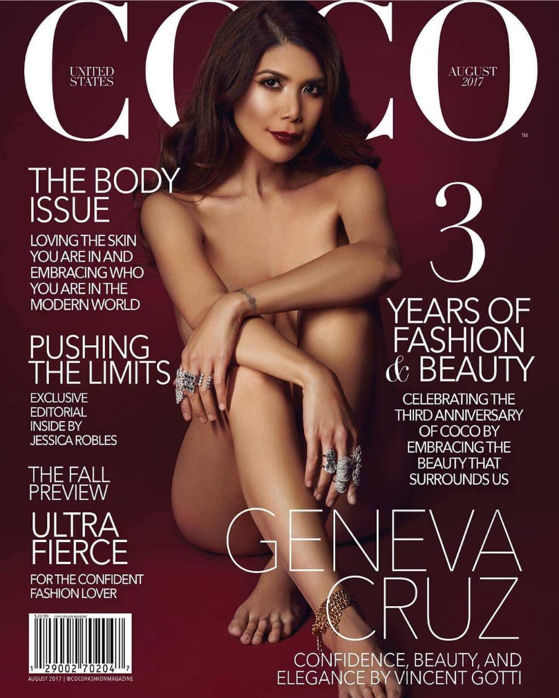 Nude girls outsell good girls on magazine covers