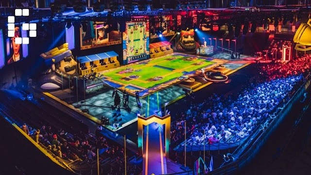 Akhirnya , Supercell Meluncurkan Liga eSports Untuk Clash Royale