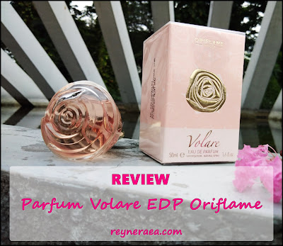 parfum volare oriflame