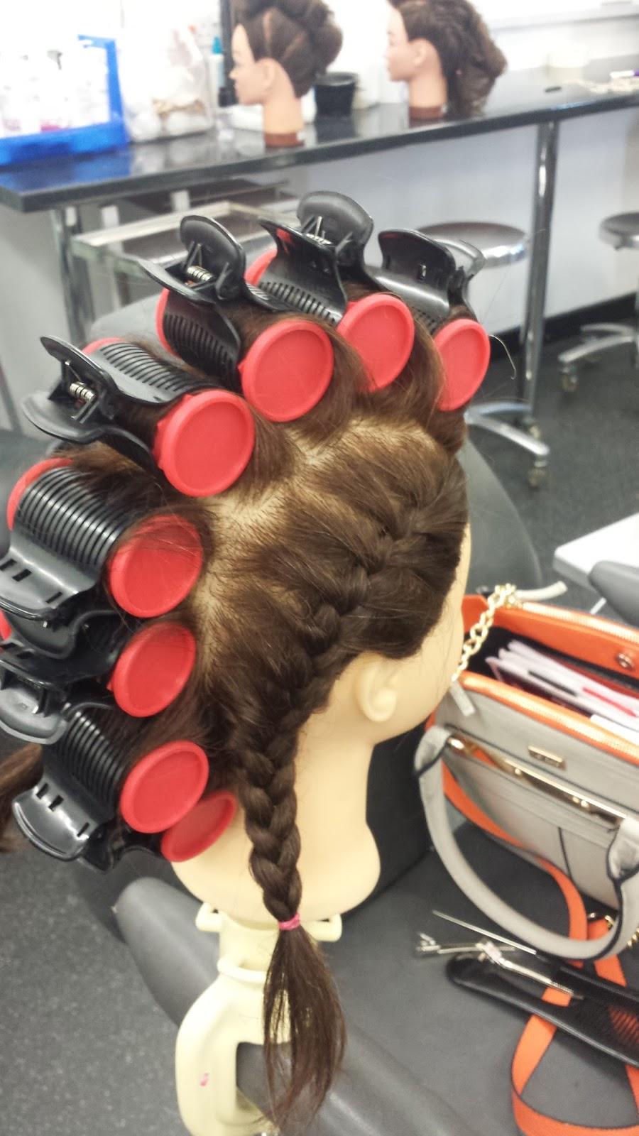 Wig Wonderland: 1970's/80's punk hair with a modern twist