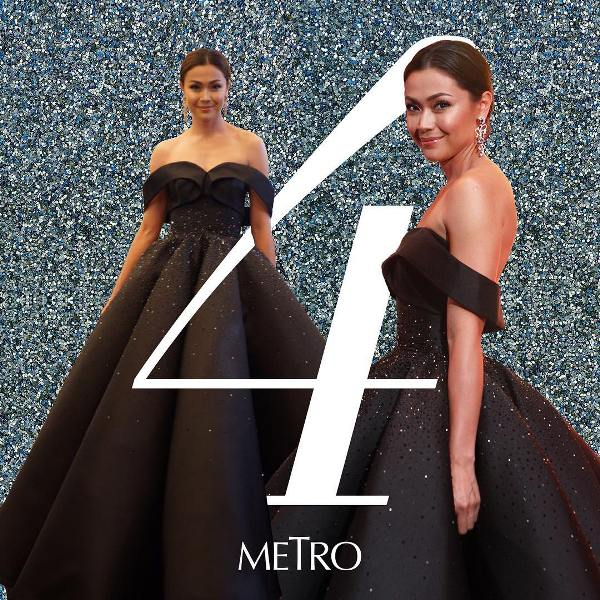Star Magic Ball Best Dressed Woman Jodi Sta Maria