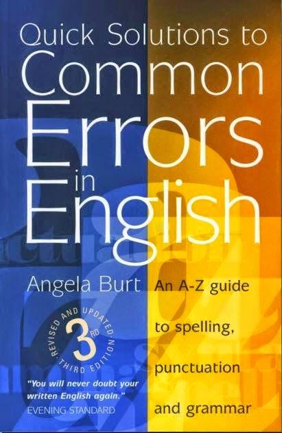 Common Errors English Common+Errors+in