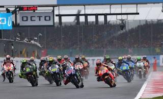 Jadwal MotoGP Inggris 2016 - Race Minggu 4 September 2016