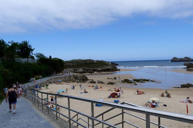 Playa de Celorio -Asturias