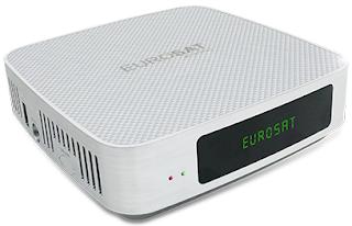 EUROSAT HD ATUALIZAÇÃO V1.61 - 21/05/2018