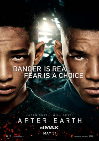 After Earth 2013 BluRay 950MB Hindi Dual Audio 720p watch Online Full movie Download bolly4u