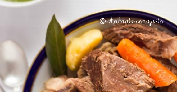 Andante con gusto  Il Bollito perfetto  piccole dritte e consigli per un  piatto da Re. 50d5362275bd