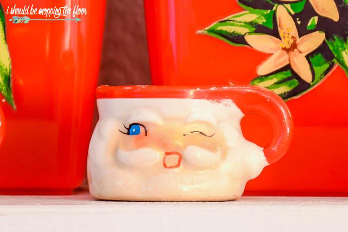 Mini Santa Mug