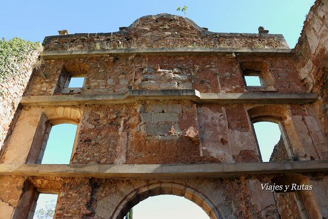 Ruinas de la cartuja de Escaladei, Tarragona