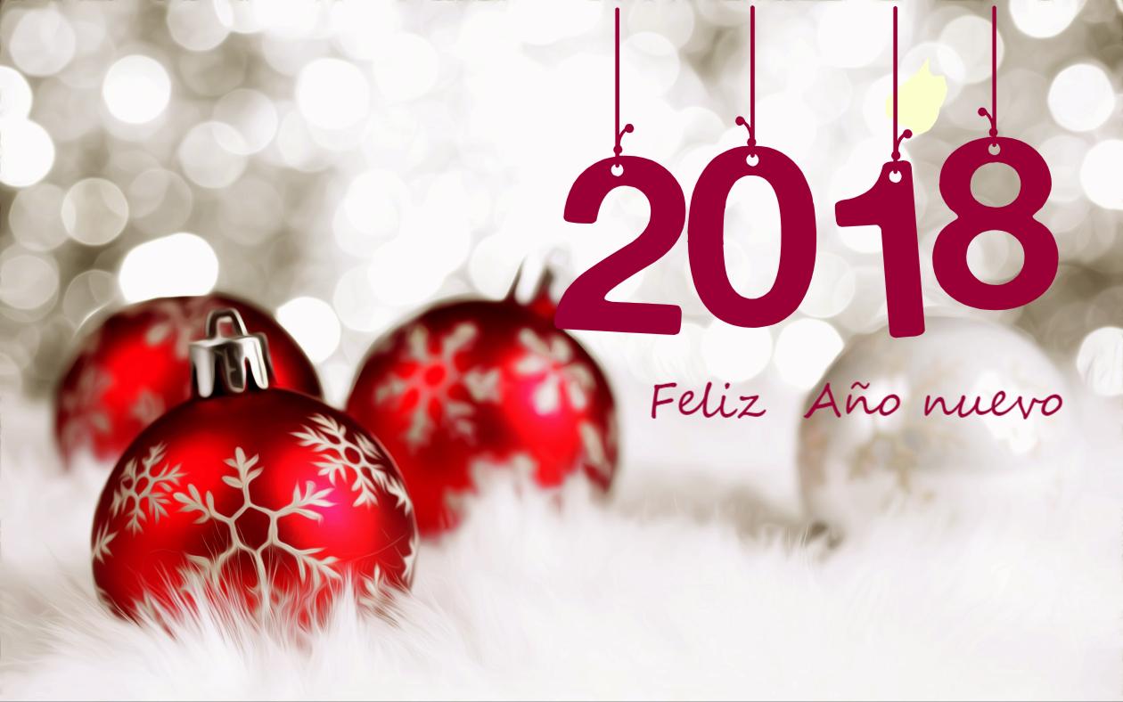 Imágenes Feliz Año Nuevo 2018 Gifs Animados