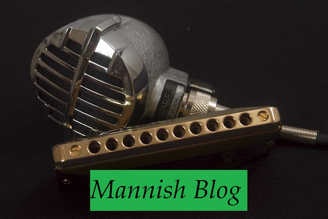 Mannish Blog