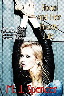 M. J. Spencer - Ms. Fix-It: Fiona and Her Knotty Life