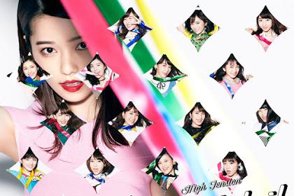 [Lirik+Terjemahan] AKB48 - High Tension (Bersemangat)