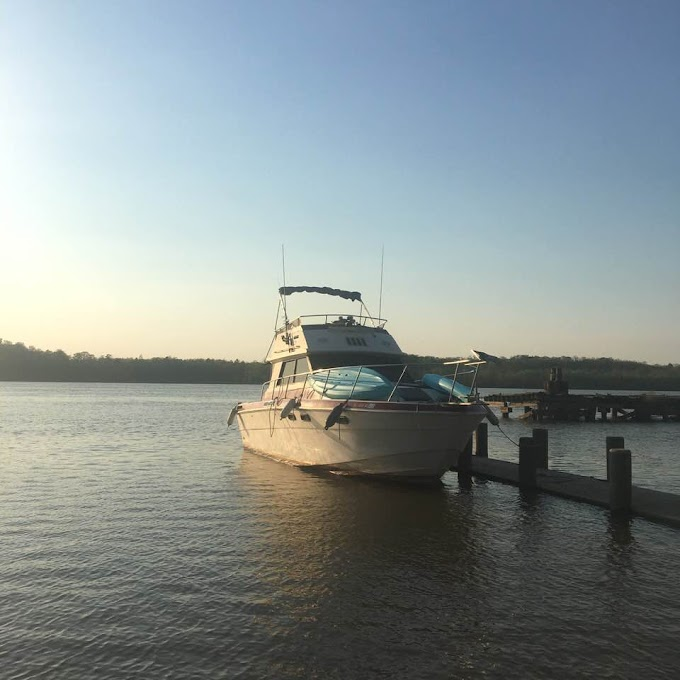 7 Days Of Traveling On The Water To Get Back Home To The Beach!