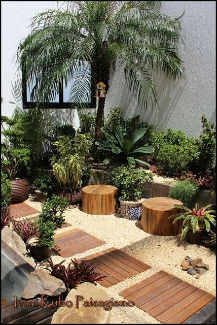 Amazing Landscaping Ideas For Small Budgets: Amazing Small Garden Ideas
