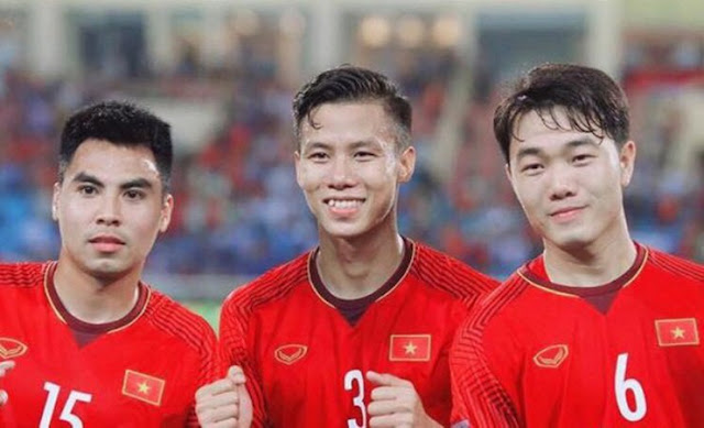 "Accomplished! It is clear that the three ""leaders"" recruited Vietnam at the Asian Cup in 2019"