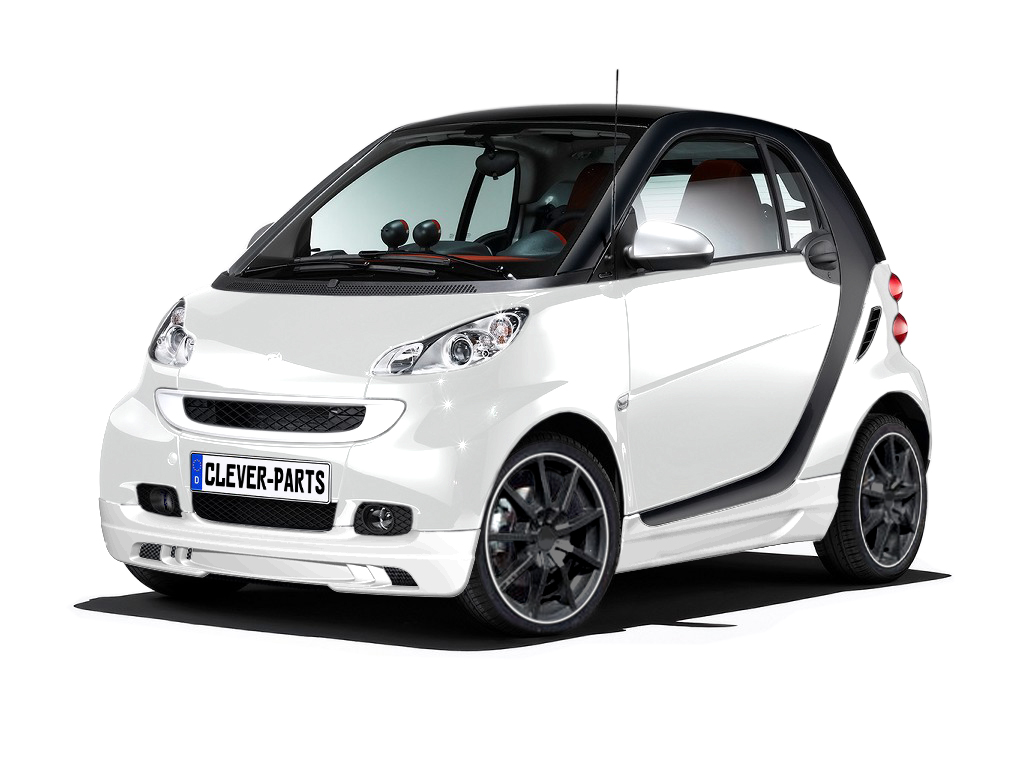 Moto Custom: Smart 451 Tuning