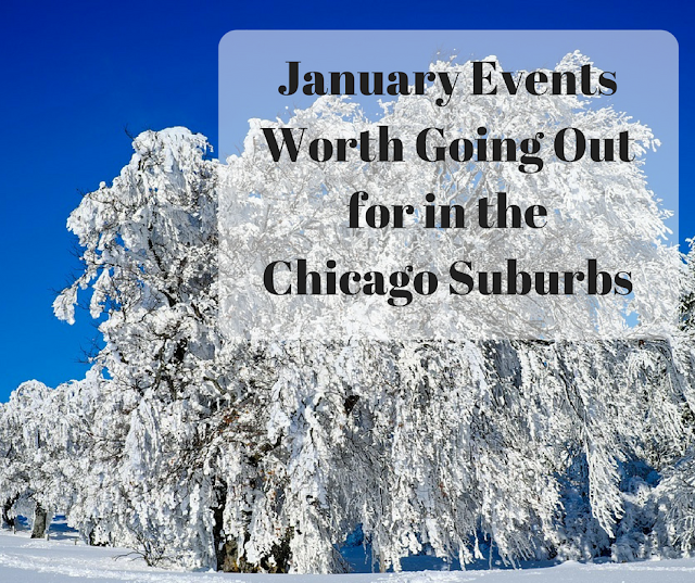 12 January events worth going out for in the Chicago suburbs:
