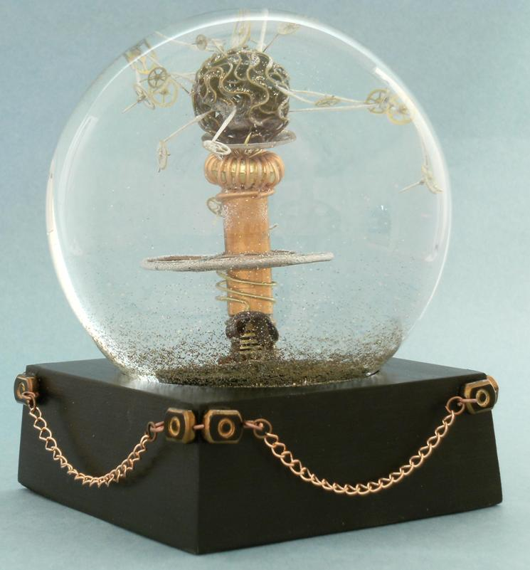 If It S Hip It S Here Archives Steampunk Snow Globes