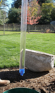 Recyced water from an AquaKlear septic system (844) 224-2782