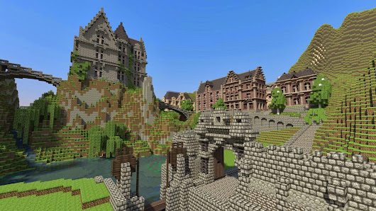 Free Minecraft Maps Download & Learn How To Create Maps