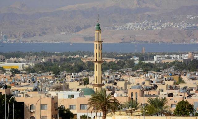 stadzicht Aqaba